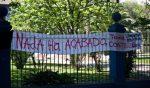 Chile: Barykady na znak solidarności z więźniami.
