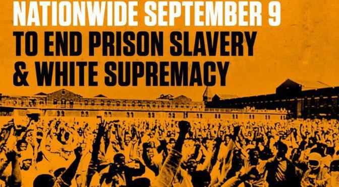 Strajk więzienny w USA przeciw niewolnictwu i rasistowskiej segregacji. Część I