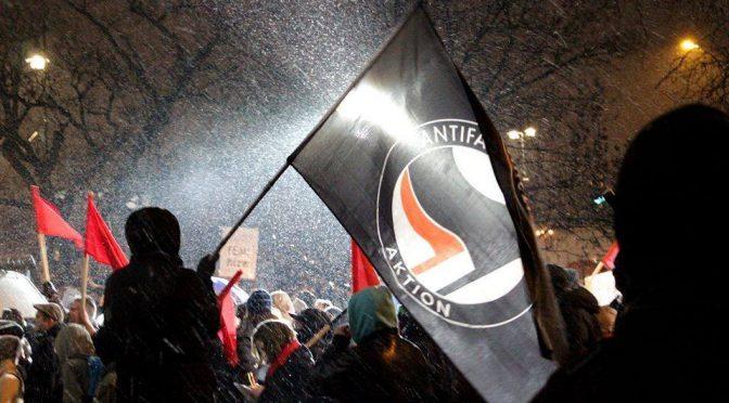Warszawa: Marsz antyfaszystowski