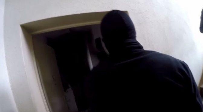 Grecja: Anarchiści z kolektywu Rubikon odwiedzili konsulat Turcji (wideo)