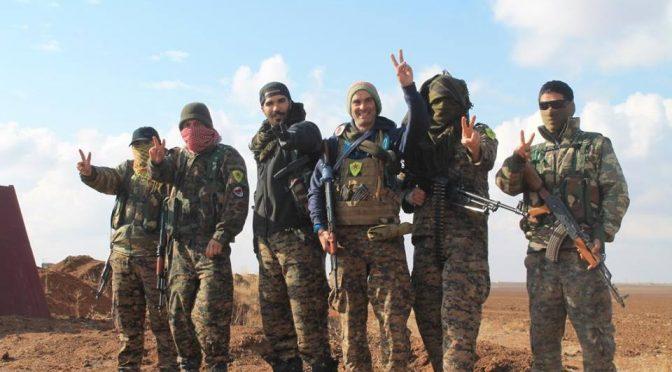 Różawa: Uformowano nowy międzynarodowy batalion antyfaszystowski