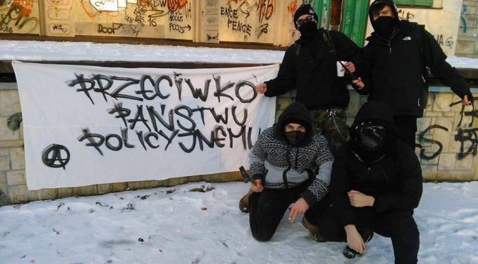 """Polska: dzień solidarności z """"Antykongresem"""""""