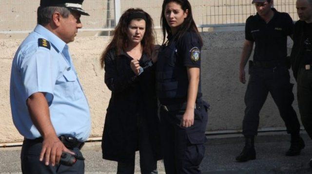 Grecja: Członkini Walki Rewolucyjnej Pola Roupa aresztowana.