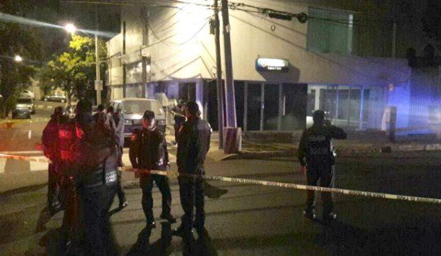 Meksyk: Ładunek wybuchowy pod oddziałem Citibanamex podłożony przez komórki FAI-FRI