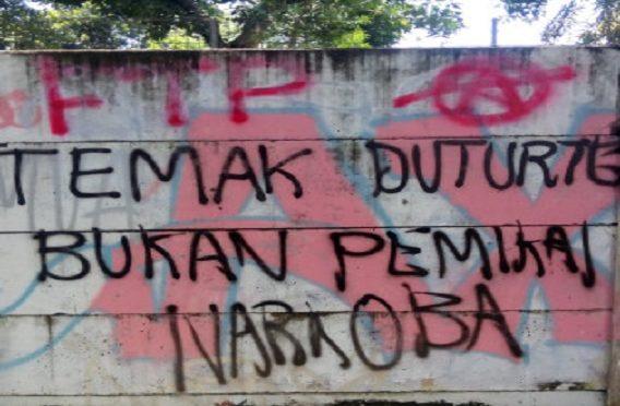"""Indonezja – kampania anarchistów i jeńców wojny antynarkotykowej ,,Śmierć Duterte"""""""