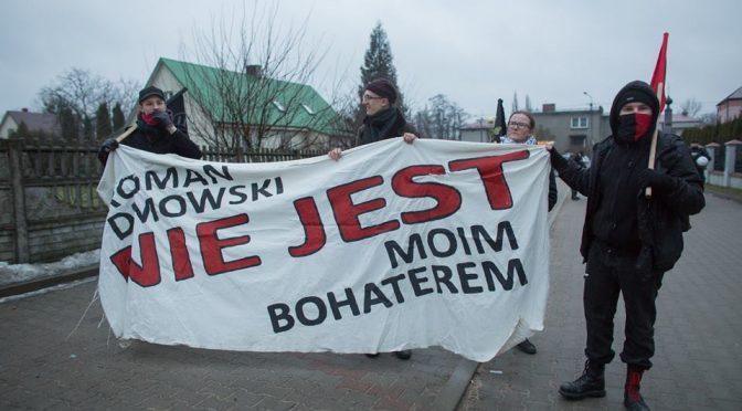 Hajnówka: Protest Antify pokrzyżował plany faszystom z ONR