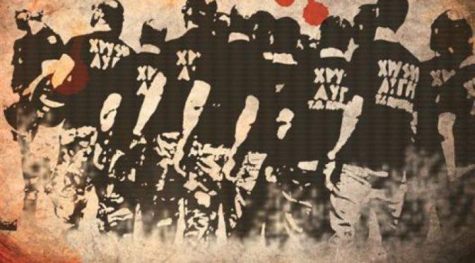 """""""Ojczyzną Złotego Świtu są nazistowskie Niemcy"""". Wyciekło kolejne wideo demaskujące greckich nacjonalistów"""
