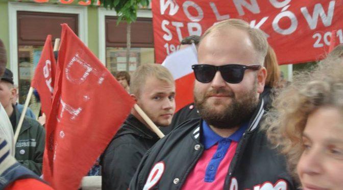 Wezwanie do solidarności z komunistą Filipem Stojanowskim
