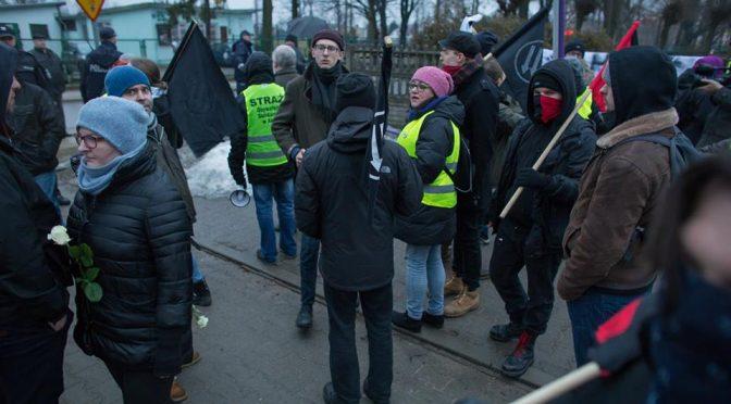 Głowa Pełna Napalmu – Relacja uczestnika Antify i protestu w Hajnówce