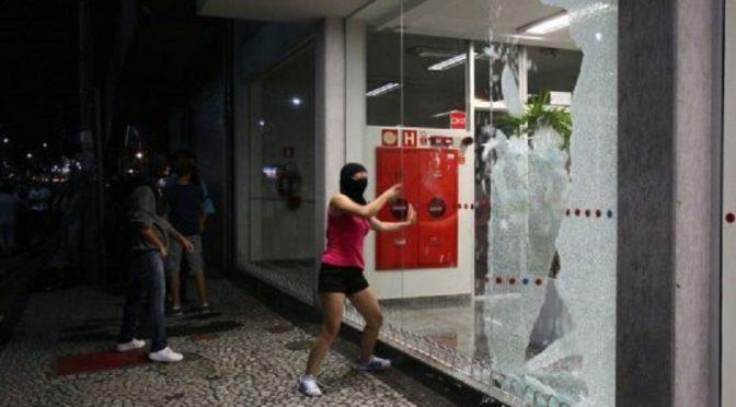 Chile: Anarchistyczna refleksja – pacyfikacja i rewolta w nawiązaniu do Międzynarodowego Dnia Kobiet