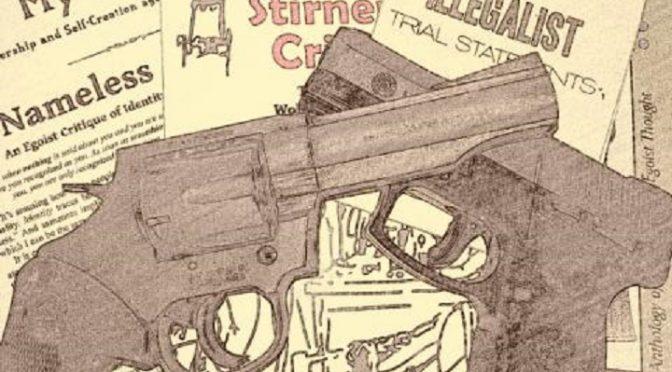Broszura: Czas, by anarchiści chwycili za broń