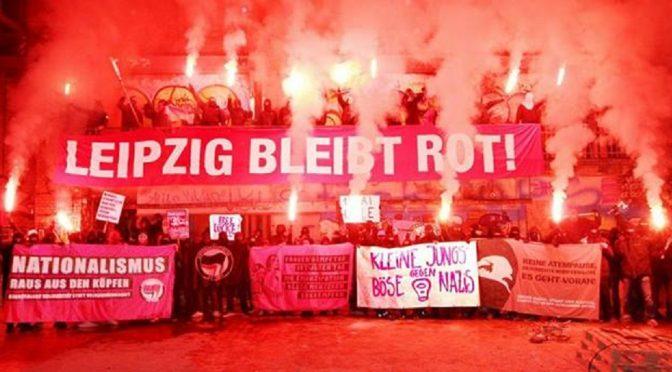 Niemcy: Wezwanie do mobilizacji antyfaszystowskiej w dniu 18 marca w Lipsku