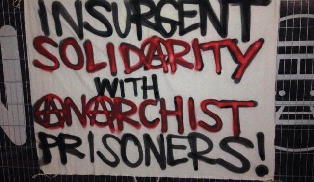 Niemcy: wezwanie do międzynarodowych akcji w solidarności z anarchistami oskarżonymi o napad na bank w Akwizgranie
