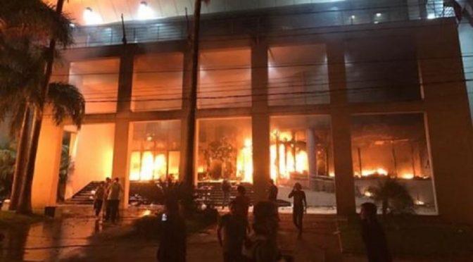 Paragwaj: o zamieszkach w Asunción