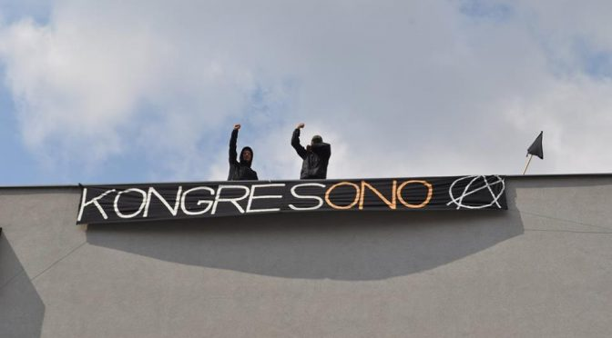 Kongresono 2017: relacja z anarchistycznej majówki we Wrocławiu