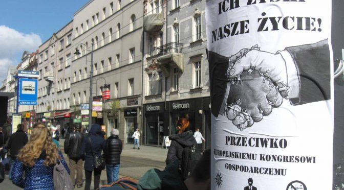 Katowice, Polska: Antykongres żyje!
