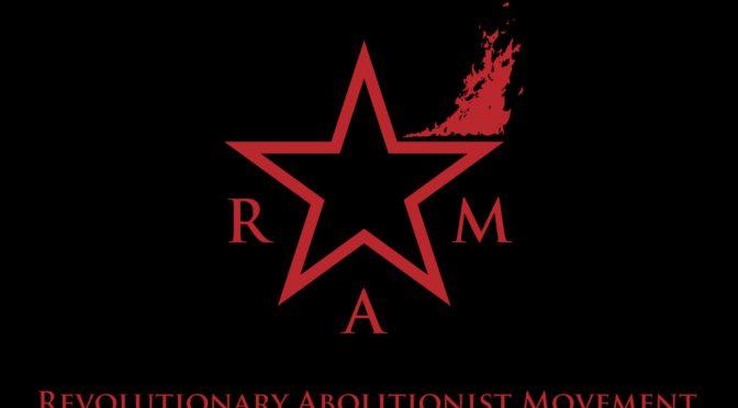 Spalić amerykańską plantację: powstanie Rewolucyjnego Ruchu Abolicjonistycznego