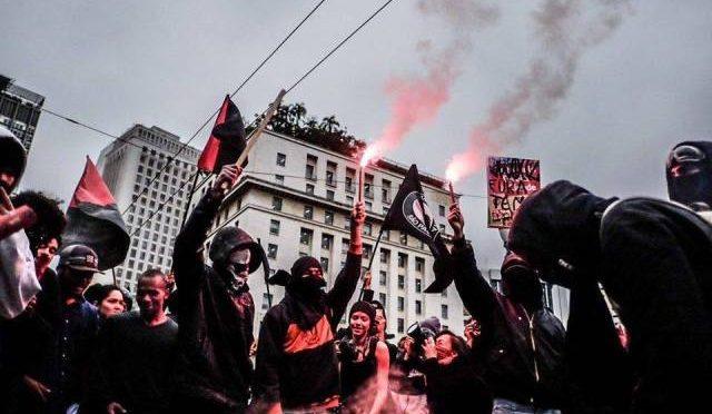 Sao Paulo, Brazyla: wezwanie do antyfaszystowskiej solidarności