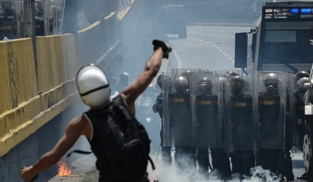 Wenezuela wzywa anarchistów z Ameryki Łacińskiej i ze Świata – Solidarność to coś więcej niż słowa