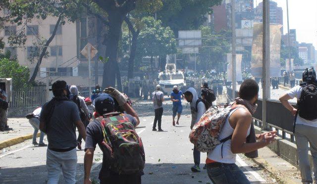 Wenezuela w ogniu insurekcji a anarchiści