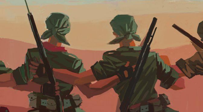Turcja oraz Syria przygotowują się do wprowadzenia embarga oraz ataku wymierzonego w Rożawę.
