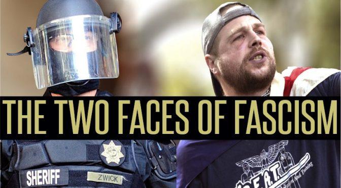 Portland, USA: Dwie twarze faszyzmu. Biały rasista zadźgał dwie osoby.