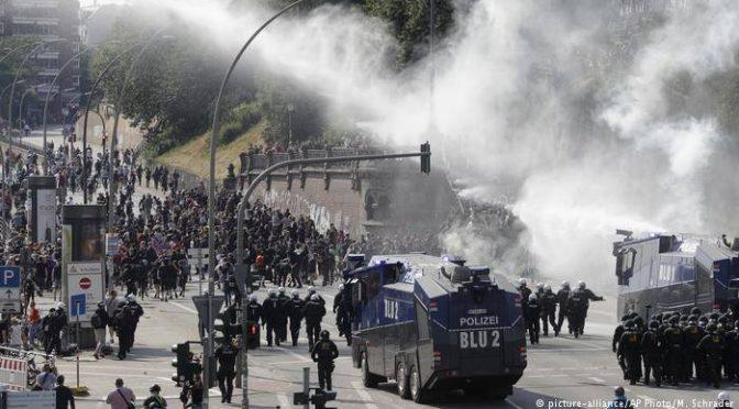 Polska: wezwanie do solidarności ze Staszkiem Bałdygą zatrzymanym w Hamburgu