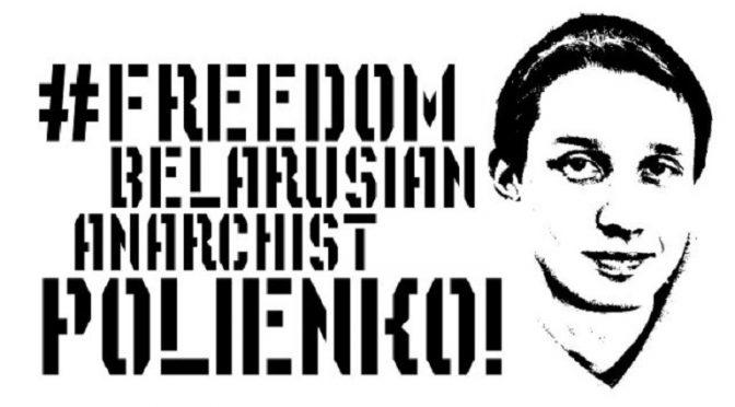 Białoruś: Anarchista, antyfaszysta i Eko-aktywista Dmitry Polienko skazany na dwa lata więzienia