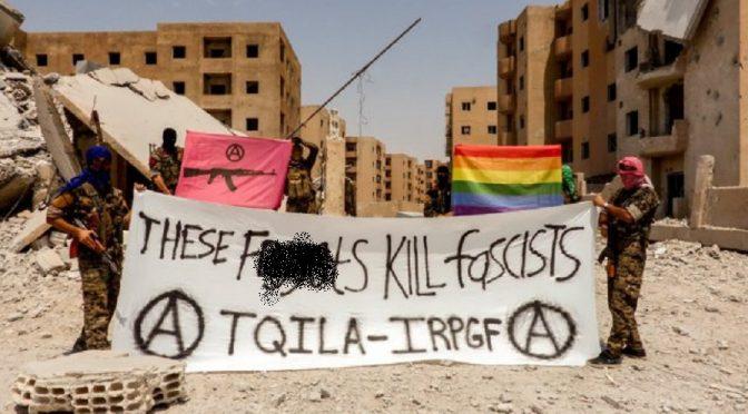 Rożawa: Formacja queerowego wyzwolenia i armia insurekcjonistów (TQILA) – IRPGF
