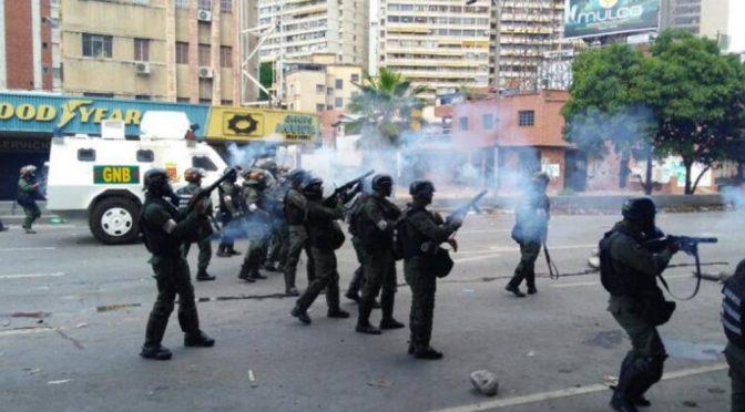 Wenezuela: Wywiad z aresztowanym i pobitym anarchistą w Cagua stan Aragua