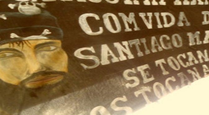 Porto Alegre, Brazylia: akcje solidarności z zaginionym anarchistycznym towarzyszem Santiago Maldonado