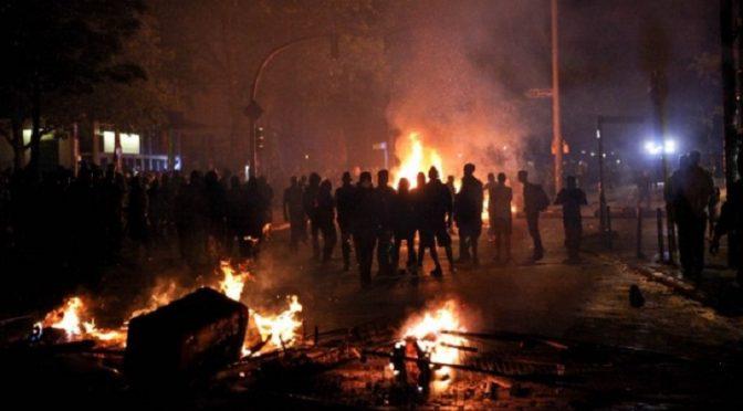 Niemcy: G20 w Hamburgu – To były dni rewolty