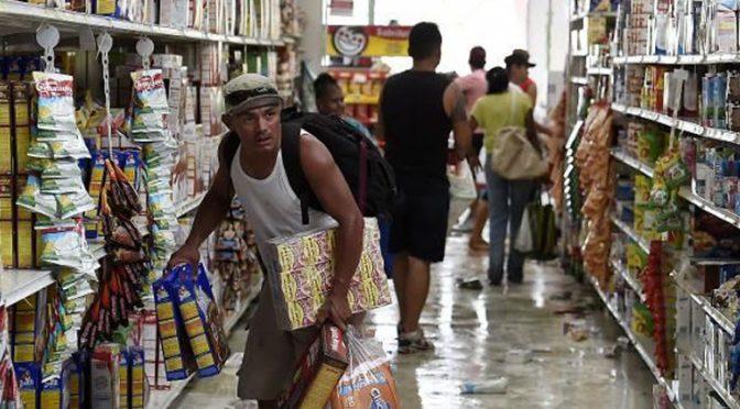 USA: Kilka słów o huraganach, grabieżach i kapitalizmie