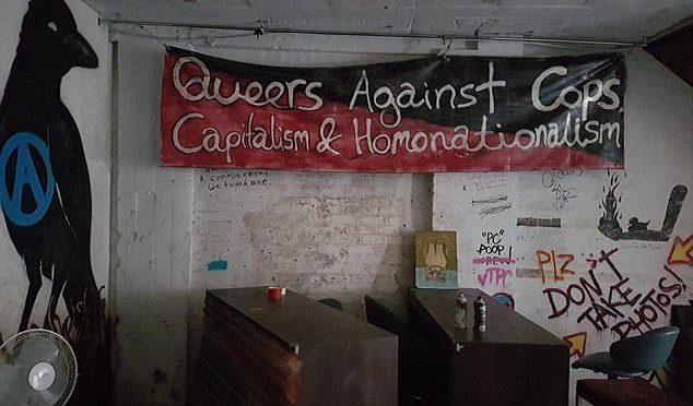 Narrm / Melbourne, Australia: Blokada wiecu religijnych fundamentalistów przez queerowych anarchistów (wideo)