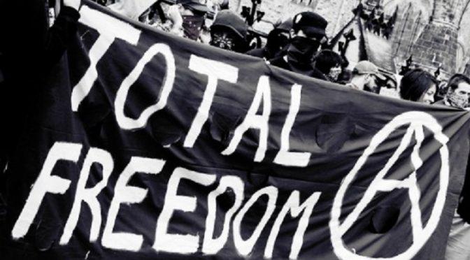 Faszyści są narzędziami państwa – Peter Gelderloos 2007