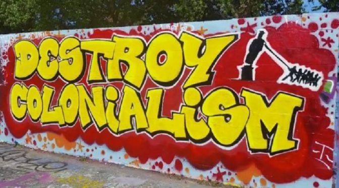 USA: Zniszcz kolonializm – kompilacja wideo