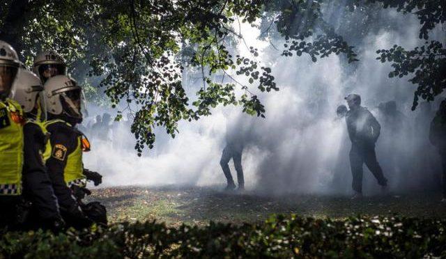 Göteborg, Szwecja: Komunikat Autonomicznego Rewolucyjnego Sojuszu Nordyckiego w sprawie blokady marszu nacjonalistów