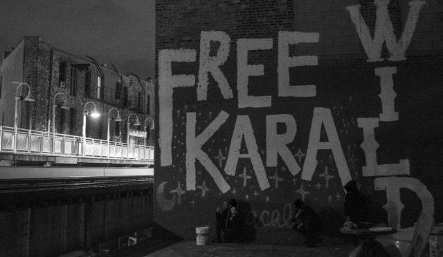 USA: Uwolnić Karę i Krem! Dwa ścienne graffiti namalowane w Chicago
