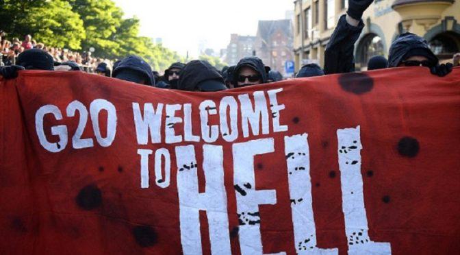 Niemcy: Anarchista Ricardo – uczestnik G20, zwolniony z więzienia