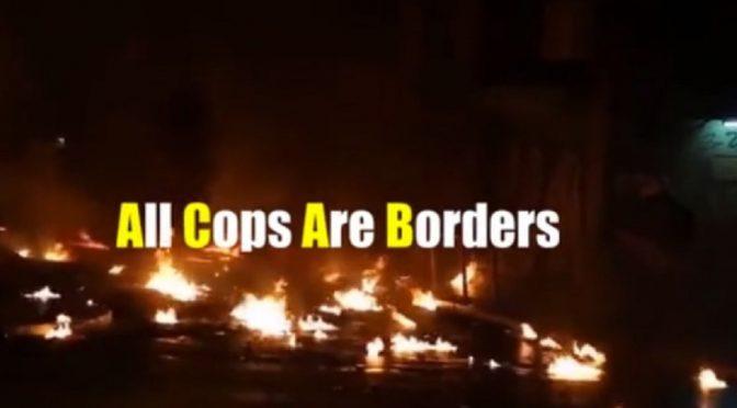 """Ateny, Grecja: Festiwal Insurekcyjny – """"Zniszcz środki masowej kontroli"""" (wideo)"""