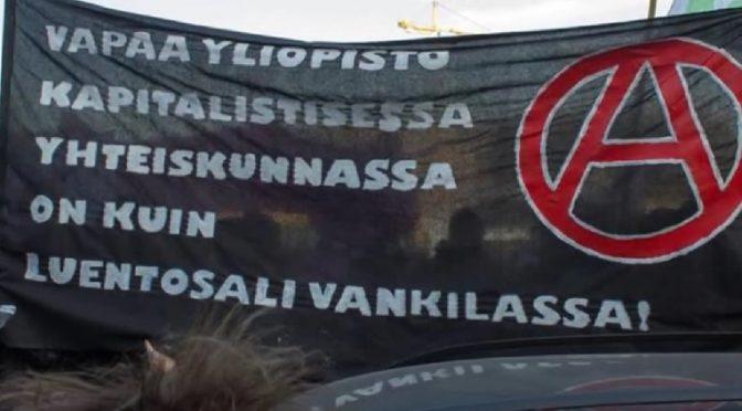 Finlandia: 100 lat za dużo! (wideo)