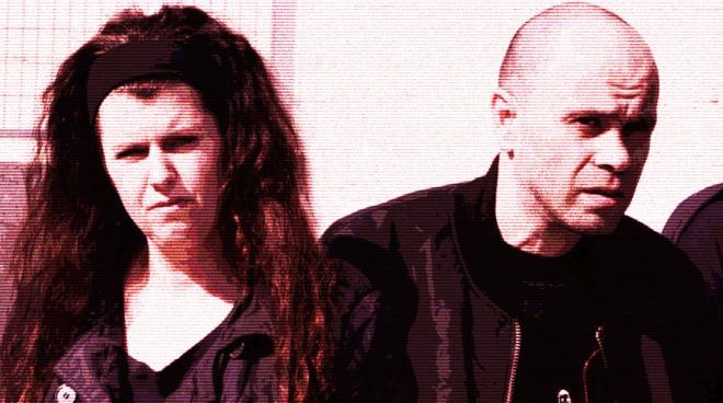 21 dzien strajku glodowego Nikosa Maziotisa i Poli Roupy