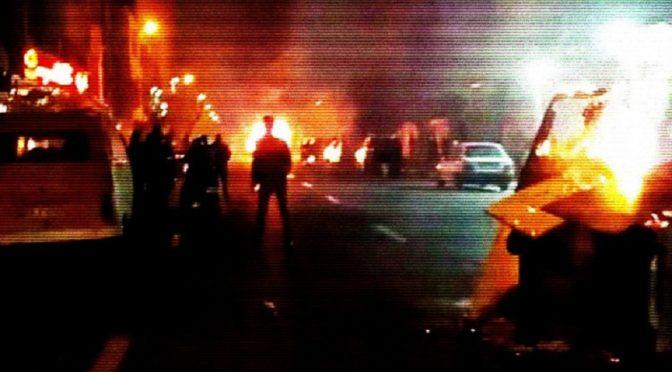 Iran: Klasa robotnicza się budzi