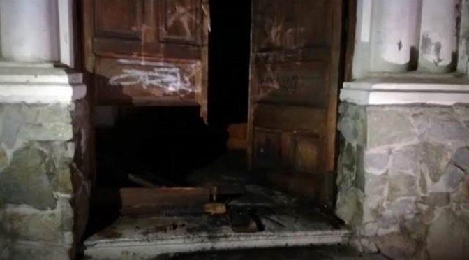 Mellipa, Chile: Wybuch ładunku pod drzwiami kościoła dzień po przybyciu papieża