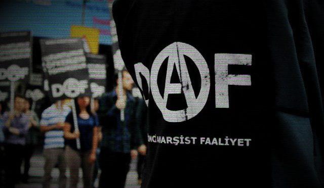 Turcja: Komunikat Rewolucyjnej Akcji Anarchistycznej (DAF) o agresji państwa na Afrin w Rożawie