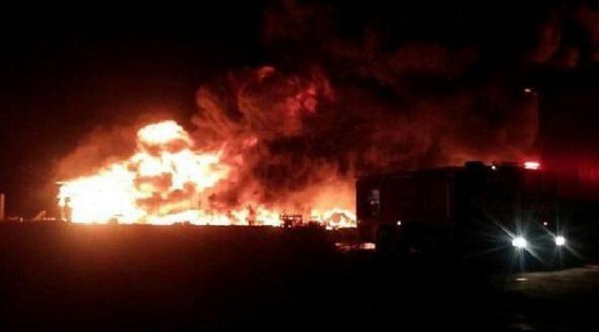 Turcja: Ataki i akcje bezpośrednie w solidarności z obrońcami Afrin