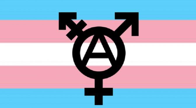 Londyn, Wielka Brytania: Trans-anarchizm przed sądem – uwolnić wilczycę!