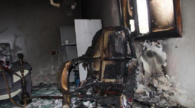 Turcja: DGH i DGK-H podpalają klub nacjonalistów i przeprowadzają akcje solidarnościowe z obrońcami Afrin