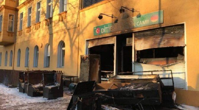 Europa: Akcje bezpośrednie dla Afrin, Akt 1 (8-12 marca 2018) (wideo)