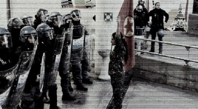Rożawa: Przełamując ciszę – Organizuj opór: Walcz dla Afrin Komunikat 1